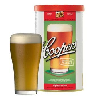 Harga Coopers International Series Australian Pale Ale Concentrate.