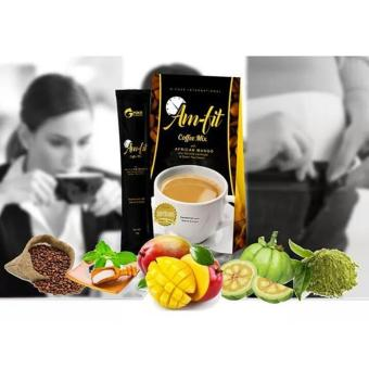 Weight Loss Am-Fit Coffee Mix w/ Garcinia Cambogia and African Mango (Lot of 3) Price Philippines