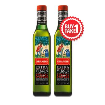 La Rambla Extra Virgin Olive Oil 500ML BUY ONE TAKE ONE Price Philippines