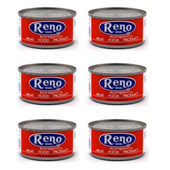 Reno Potted Meat 85g - Set of 6 Price Philippines