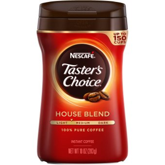 Nescafe Taster's Choice House Blend Instant Coffee, 283g/10oz Price Philippines