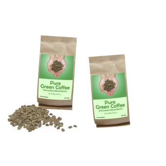 Harga Healthy Solutions Green Coffee Beans (500 grams)