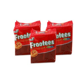Frootees biscuit strawberry jam filled 320g 111792 3'S w32 Price Philippines
