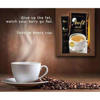 Slimming Coffee Am-Fit Coffee Mix w/ Garcinia Cambogia and African Mango Price Philippines