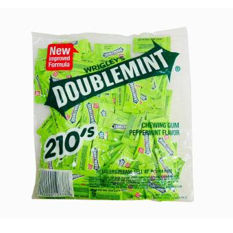 Double Mint 210's Pieces 1's Price Philippines