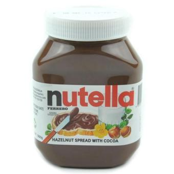 Harga Nutella Ferrero Chocalate Spread (900g)