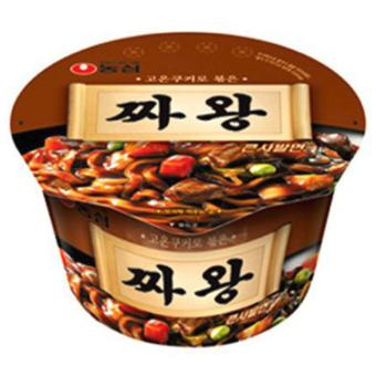 NongShim Ja Wang Black Bean Noodle CUP 105g x 4pc Price Philippines