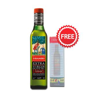 La Rambla Extra Virgin Olive Oil 500ML + FREE NOTEPAD Price Philippines