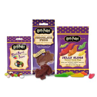 Harry Potter Bertie Botts, Chocolate Frog and Candy Slugs Collection Price Philippines