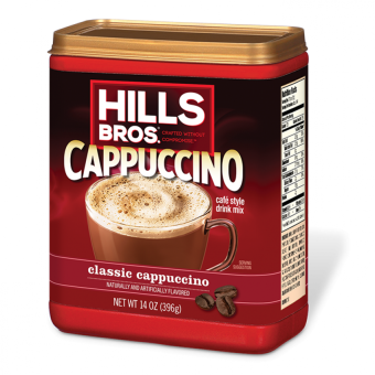 Hills Bros Classic Cappuccino Coffee 396ml Price Philippines