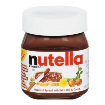 Harga Nutella Hazelnut Spread with Cocoa 900grams