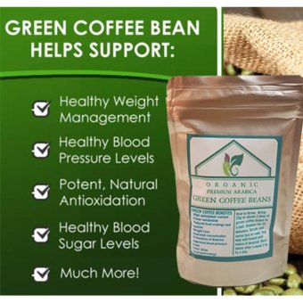 Organic Green Coffee Beans 100g Price Philippines