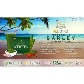Amazing Organic Pure Barley (Powdered Drink) (10 Sachets) Price Philippines