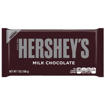 Harga Hershey's Milk Chocolate 198g