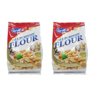 All Purpose Flour 200g (Red/White) 230814 W37 Price Philippines