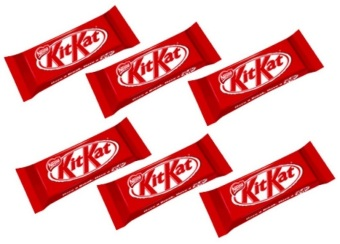 Nestle Kit Kat 2F Pack (6x17g) - Set of 6 Price Philippines