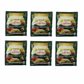Lady's Choice Chicken Barbeque Spread 80ml - Set of 6 Price Philippines