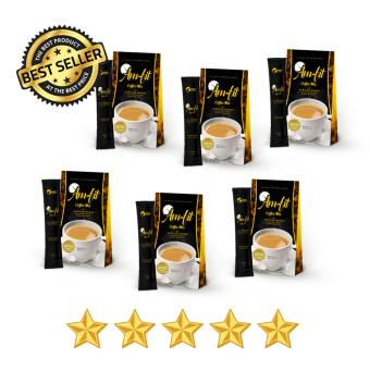Am-Fit Coffee Mix w/ Garcinia Cambogia and African Mango (Box of 6 for 30days) Price Philippines