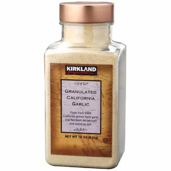 Kirkland Signature Granulated California Garlic, 18 Ounce Price Philippines
