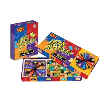 Jelly Belly Bean Boozled 1 Spinner 3.5oz & 1 Flip Top 1.06oz Price Philippines