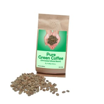 Harga Healthy Solutions Green Coffee Beans (250 grams)