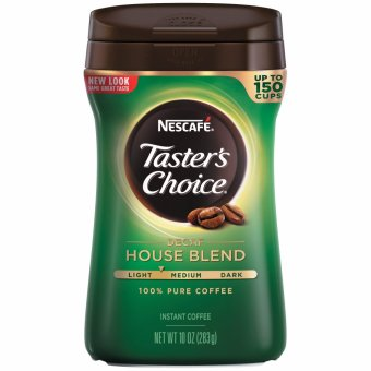 Nescafe Taster's Choice Regular Instant Decaf, 10 oz. Price Philippines