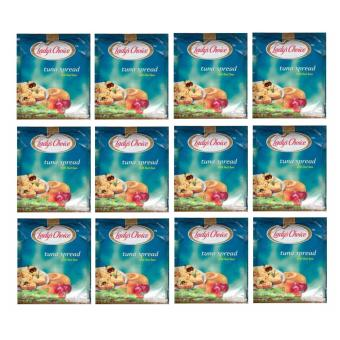 Lady's Choice Tuna Spread 80ml - Set of 12 Price Philippines