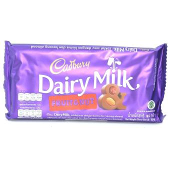 CADBURY Dairy Milk Chocolate FRUIT & NUT 165g Price Philippines