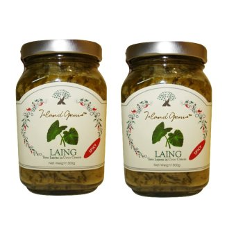 Island Gems Laing Spicy Set of 2