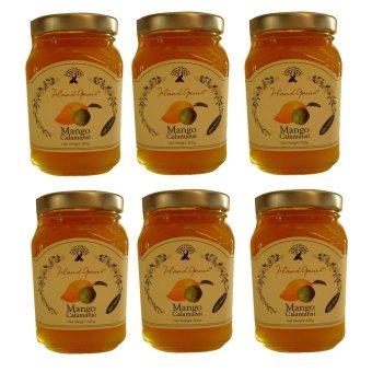 Island Gems Mango Calamansi Jam Set of 6