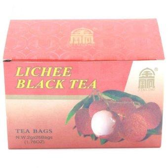 Jin Ling Lichee Black Tea (50g)