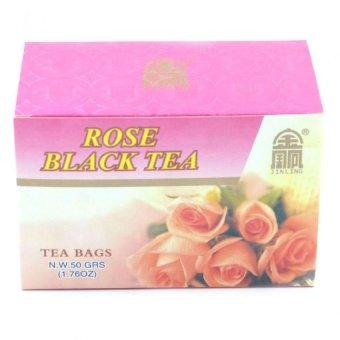 Jin Ling Rose Black Tea (50g)