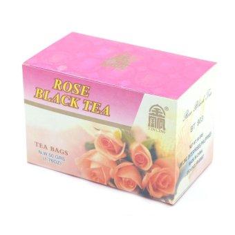 Jin Ling Rose Black Tea (50g) - picture 2