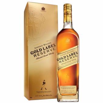Johnnie Walker Gold Label Scotch Whisky (750mL)