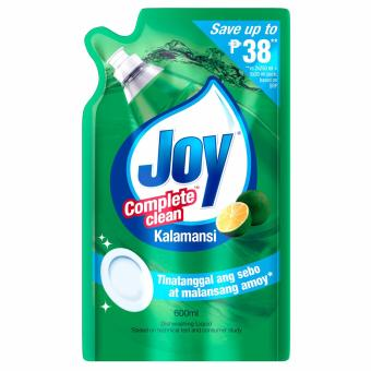 Joy(R) Complete Clean (TM) Kalamansi Dishwashing Liquid 600ML