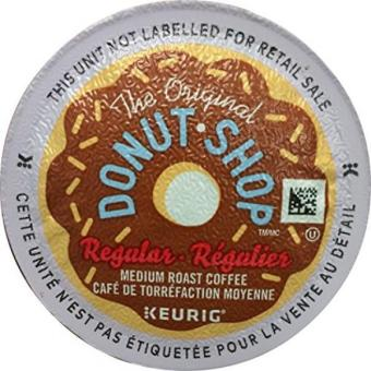 Keurig The Original Donut Shop K-Cup Packs Portion Pack for KeurigK-Cup Brewers 24-Count (Including Keurig 2.0)