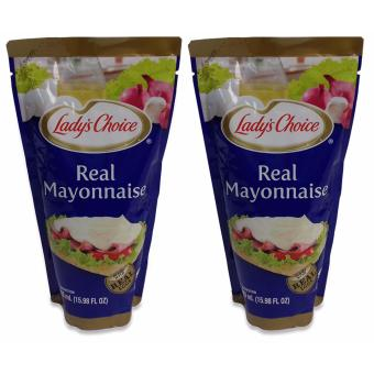 Lady's Choice Real Mayonnaise Doy 470g Set of 2 22901 Price Philippines