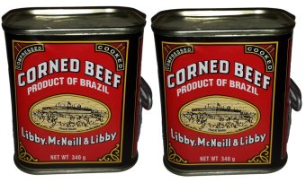 Libby's Corned Beef 340g Set of 2