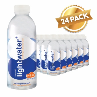 Lightwater 650ml Box of 24 Bottles