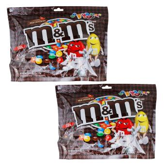 M & M's Milk Chocolate (15x13.5g) 202.5g - Set of 2