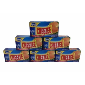 Magnolia Cheese 200g. Set of 6 317031 Price Philippines