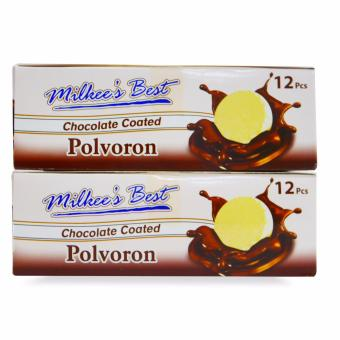 Milkee's best chocolate coated polvoron 20gx12 332296 W27 2'S Price Philippines