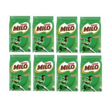 Milo Actigen E High Malt 300g - Set of 8