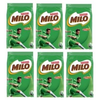 Milo Actigen E High Malt 80g - Set of 6