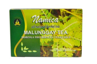 Namica Malunggay Herbal Tea - picture 2