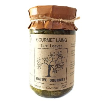 Native Gourmet Laing Hot and Spicy 8oz