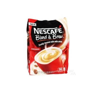 Nescafe Blend and Brew Original 20g (30 pcs) Pack