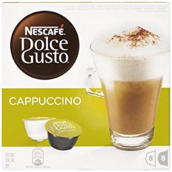 NESCAFE DOLCE GUSTO CAPPUCCINO 16 COUNT