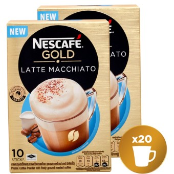 NESCAFE Gold Latte Macchiato (Pack of 2)