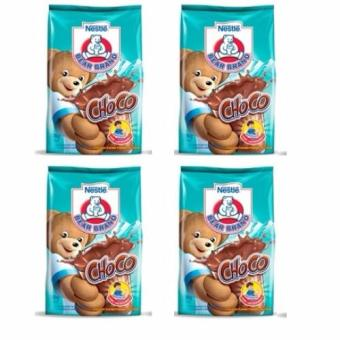 Nestle Bear Brand Choco 300g - Set of 4 Price Philippines